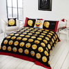 Icons - Reversible Duvet Set (Double)