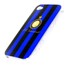 Inter Milan - iPhone 4/4S Hard Phone Case (Stripe)