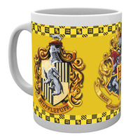 Harry Potter - Hufflepuff Ceramic Mug - Cover