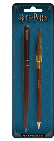 Harry Potter - Wand Pen and Broom Pencil Set - Cover
