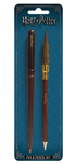 Harry Potter - Wand Pen and Broom Pencil Set
