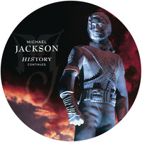 Michael Jackson - HIStory: Continues (Vinyl) - Cover