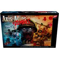 Axis & Allies & Zombies (Board Game)