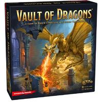 Vault of Dragons (Board Game)
