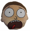 Rick And Morty - Embroidered Shaped Cushion - Morty