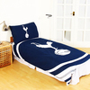 Tottenham Hotspur - Club Crest Reversible Pulse Duvet Set (Single) Cover
