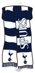 "Tottenham Hotspur - Club Crest & Text ""SPURS"" Show Your Colours Window Sign"