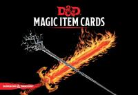 Dungeons & Dragons - Magic Item Deck (Role Playing Game) - Cover