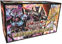 Yu-Gi-Oh! - Legendary Hero Decks (Trading Card Game) - Cover