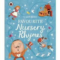 Ladybird Favourite Nursery Rhymes -  (Hardcover)