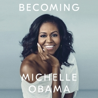 Becoming - Michelle Obama (CD-Audio) - Cover