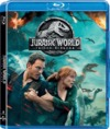 Jurassic World: Fallen Kingdom (Blu-ray) Cover