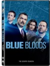 Blue Bloods  - Season 8 (DVD)