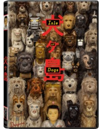 Isle of Dogs (DVD) - Cover