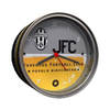 Juventus - Club Crest & Logo Table Clock In Tin