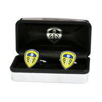 Leeds United - Club Crest Cufflinks - Cover