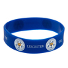 Leicester City - Club Crest Single Wristband