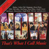 Various Artists - Now That's What I Call Music 1 (CD) - Cover