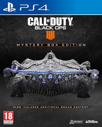 Call of Duty®: Black Ops 4 - Mystery Box Collector's Edition (PS4)