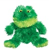KONG - Green Frog Plush Toy (Medium)