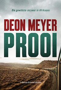 Prooi - Deon Meyer (Paperback) - Cover