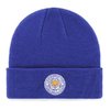 Leicester City - Club Crest Cuff Knitted Hat