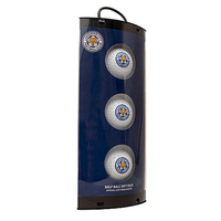Leicester City - Club Crest Golf Ball Gift Pack (3PK) - Cover