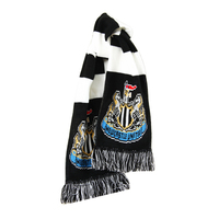 Newcastle United - Club Crest Bar Scarf - Cover
