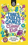 Times Tables Games For Clever Kids - Gareth Moore (Paperback)