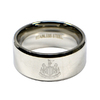 Newcastle United - Club Crest Band Ring (Large)