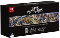 Super Smash Bros. Ultimate - Limited Edition + GameCube Controller (Nintendo Switch)