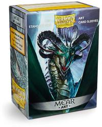 Dragon Shield - Standard Art Sleeves - Mear (100 Sleeves) - Cover