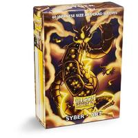 Dragon Shield - Japanese Size Sleeves - Glossy 'Syber' (60 Sleeves)