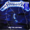 Metallica - Ride the Lightening (Vinyl)