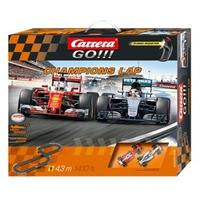 Carrera - GO!!! Champions Lap Slot Cars Set