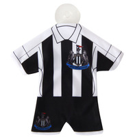 Newcastle United - Club Crest Mini Kit Hanger - Cover