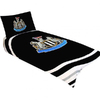 Newcastle United - Club Crest Reversible Pulse Duvet Set (Single)