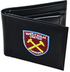 West Ham United F.C. - Crest Embroidered PU Leather Wallet
