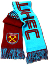 West Ham United F.C. - Fade Scarf