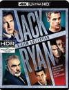 Jack Ryan: 5-film Collection (4K Ultra HD + Blu-ray)