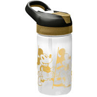Mickey Mouse Gold 16oz Water Bottle