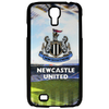 Newcastle United - Club Crest & Home 3D Stadium Design Samsung Galaxy S4 3D Hard Phone Case