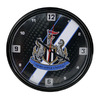Newcastle United - Club Crest Stripe Wall Clock