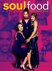 Soul Food: Complete Series (Region 1 DVD) - Cover