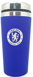 Chelsea - Handless Aluminium Travel Mug (450ml)