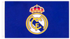 Real Madrid - Core Crest Flag