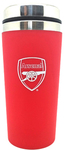 Arsenal F.C. - Handless Aluminium Travel Mug Cover