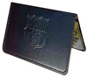 FC Barcelona - Leather Card Wallet
