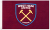 West Ham United F.C. - Core Crest Flag