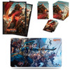 Ultra Pro - Rivals of Ixalan Angrath & Admiral's Order Bundle (Trading Card Accessories)